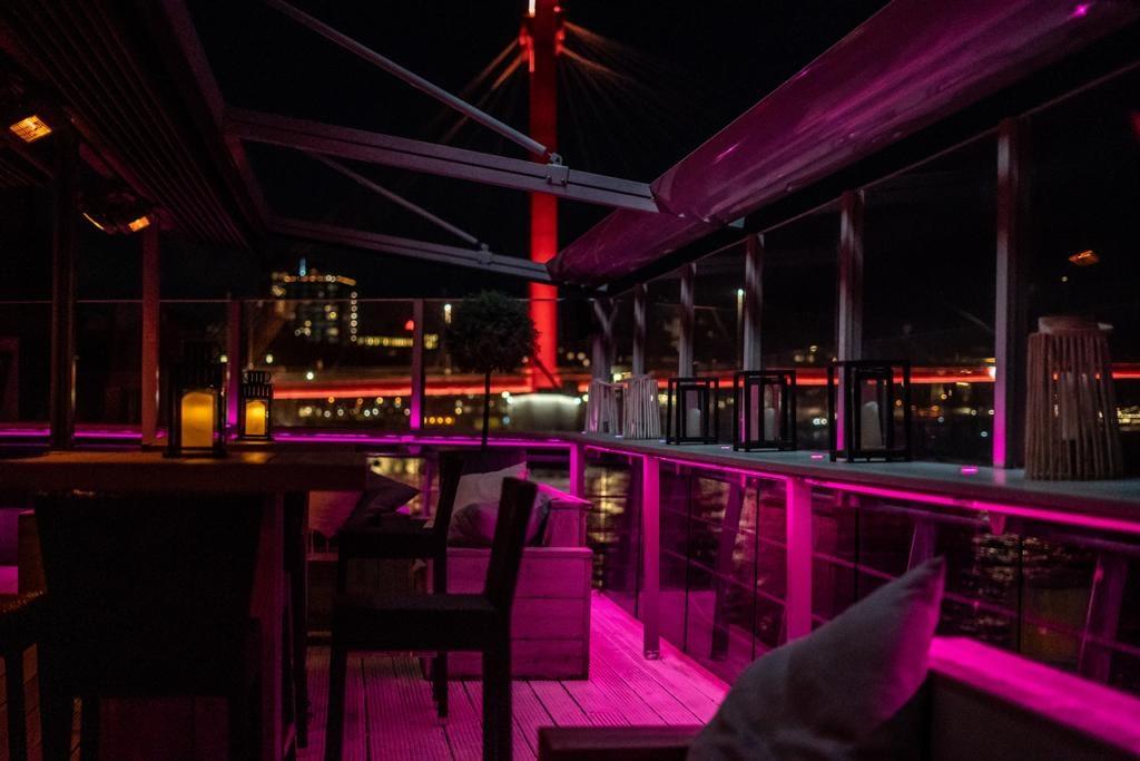 Terras Eau Lounge Rotterdam